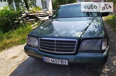 Mercedes-Benz S 300 1993 в Козове