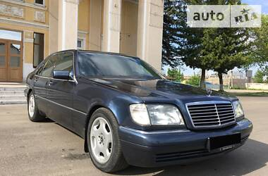 Mercedes-Benz S 300 1997 в Долине