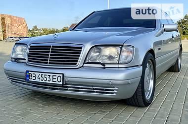 Mercedes-Benz S 300 1998 в Одессе