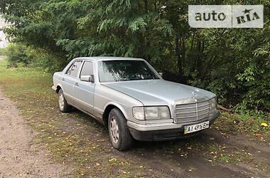 Mercedes-Benz S 300 1984 в Белой Церкви