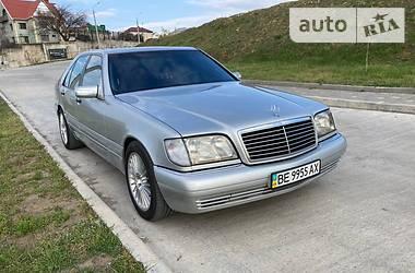 Mercedes-Benz S 300 1996 в Николаеве