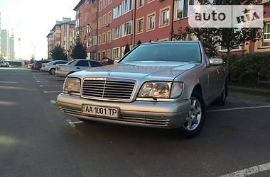 Mercedes-Benz S 320 1995 в Киеве