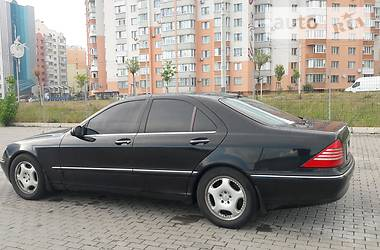 Mercedes-Benz S 320 2003 в Вінниці