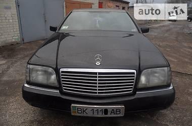 Mercedes-Benz S 350 w140   1993