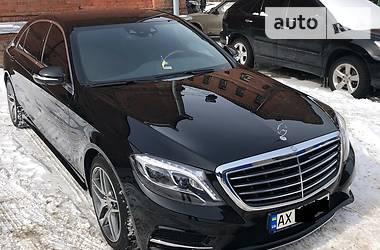 Mercedes-Benz S 350 4 matic AMG 2016