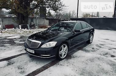 Mercedes-Benz S 350 2011 в Киеве