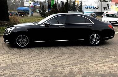 Mercedes-Benz S 350 2016 в Львове
