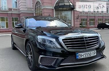 Mercedes-Benz S 350 2014 в Одессе
