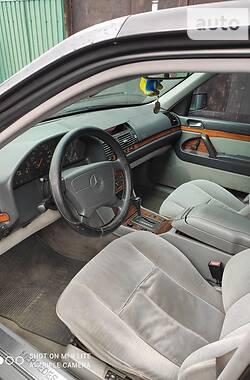 Седан Mercedes-Benz S 350 1993 в Житомире