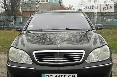 Mercedes-Benz S 400 2000 в Ровно
