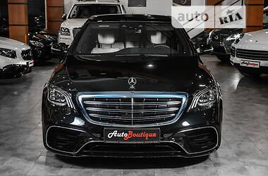 Mercedes-Benz S 400 2019 в Одессе