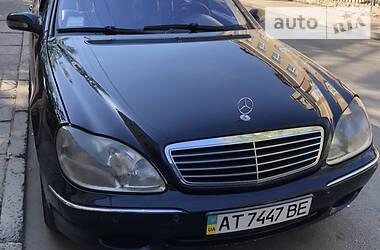 Mercedes-Benz S 400 2000 в Ивано-Франковске