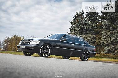 Mercedes-Benz S 420 1998 в Киеве
