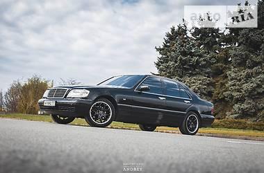 Mercedes-Benz S 420 1998