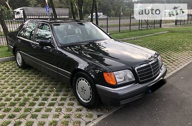 Mercedes-Benz S 420 1994 в Киеве
