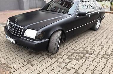 Mercedes-Benz S 420 1991 в Нововолынске