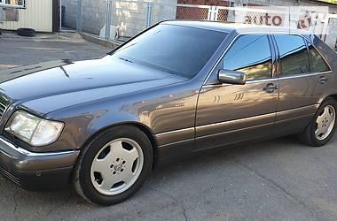 Mercedes-Benz S 420 1996 в Мариуполе