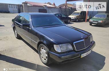 Mercedes-Benz S 420 1992 в Бердичеве