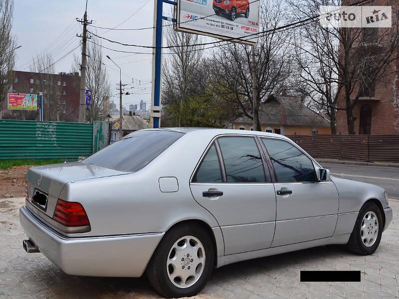 Mercedes-Benz S 420 1993 в Донецке