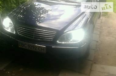 Mercedes-Benz S 430 2000 в Львове