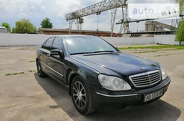 Mercedes-Benz S 430 2001 в Виннице