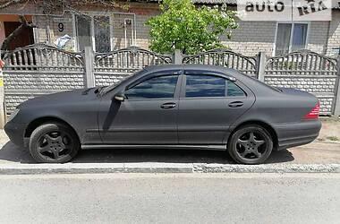 Седан Mercedes-Benz S 430 2003 в Запорожье