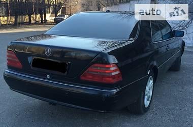 Mercedes-Benz S 500 1999