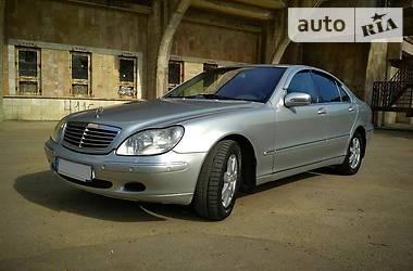 Mercedes-Benz S 500 2000