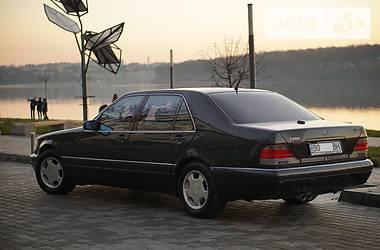 Mercedes-Benz S 500 1997 в Тернополе