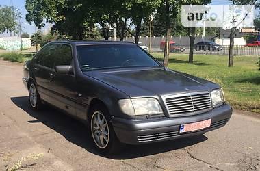 Mercedes-Benz S 500 1995 в Днепре