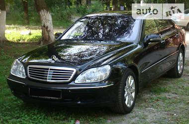 Mercedes-Benz S 500 2002 в Киеве