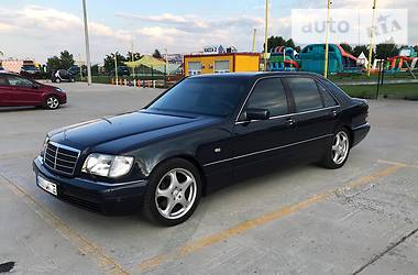 Mercedes-Benz S 500 1998 в Киеве