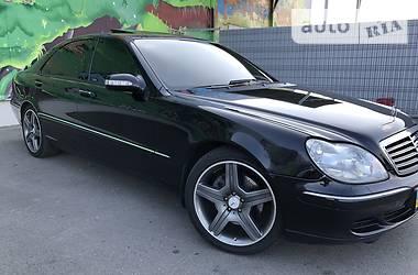 Mercedes-Benz S 500 2004 в Одессе
