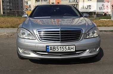 Mercedes-Benz S 500 2007 в Виннице