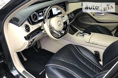 Mercedes-Benz S 500 2016 в Днепре
