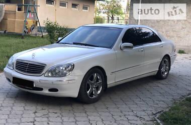 Mercedes-Benz S 500 1999 в Херсоне