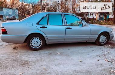 Mercedes-Benz S 500 1995 в Запорожье