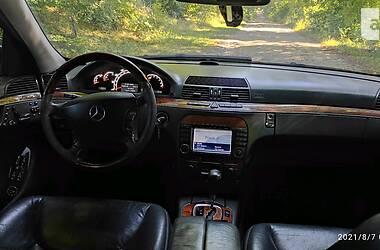 Седан Mercedes-Benz S 500 2003 в Тысменице