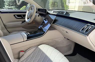 Седан Mercedes-Benz S 500 2021 в Киеве
