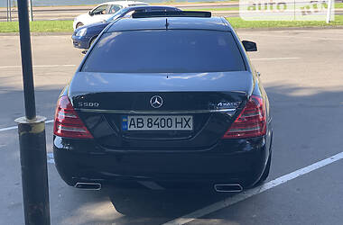 Седан Mercedes-Benz S 500 2011 в Виннице
