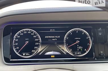 Седан Mercedes-Benz S 500 2013 в Киеве