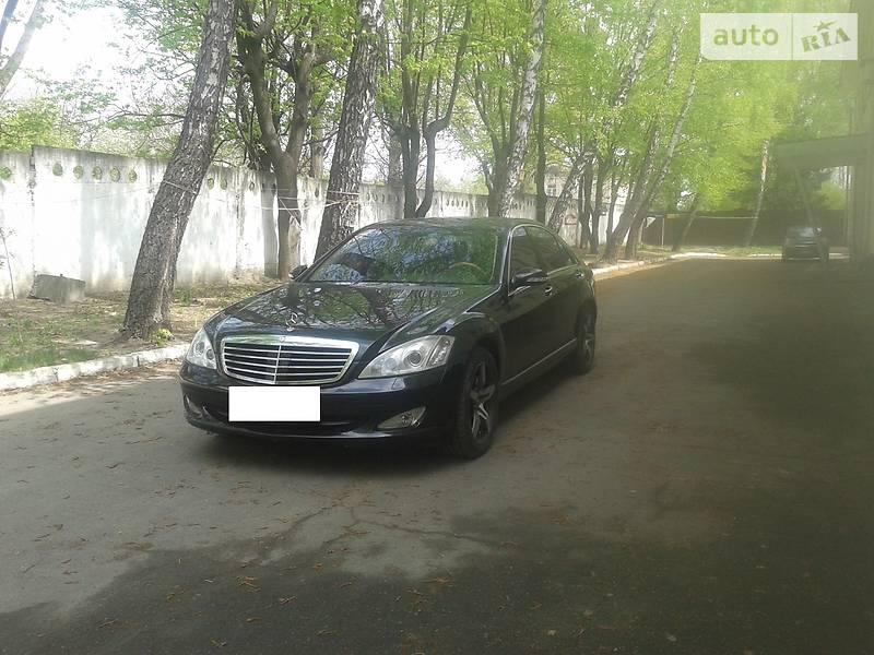 Mercedes-Benz S 550 2006 в Киеве