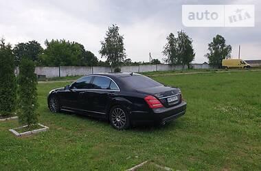 Mercedes-Benz S 550 2008 в Тернополе