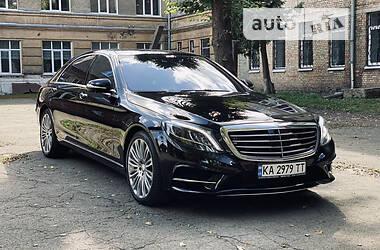 Седан Mercedes-Benz S 550 2015 в Києві