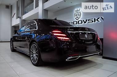 Mercedes-Benz S 560 2017 в Одессе