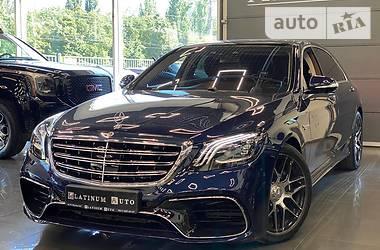 Седан Mercedes-Benz S 560 2018 в Одессе