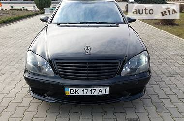 Mercedes-Benz S 600 2003
