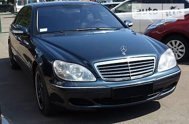 Mercedes-Benz S 600 2003 в Одессе