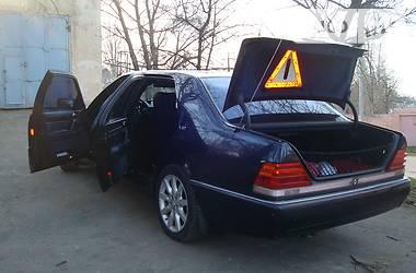 Mercedes-Benz S 600 1993 в Одессе