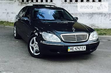 Mercedes-Benz S 600 2002 в Киеве